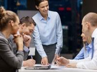 פגישת יזמים