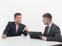 פגישת ייעוץ עסקי לקבלת הלוואה בערבות המדינה
