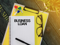 טופס לחתימה על הלוואה לעסקים