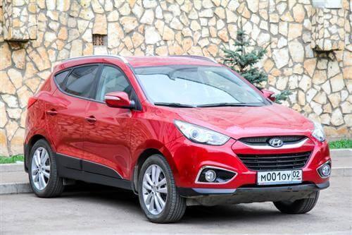 Hyundai ix35 leasing