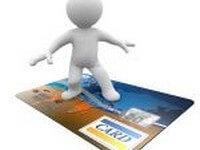 כרטיס אשראי שבאמצעותו ניתן לקבל הלוואה