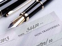 צ'ק שניתן במסגרת הלוואה חוץ בנקאית