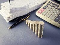 כסף קטן, מחשבון ודפי חשבון