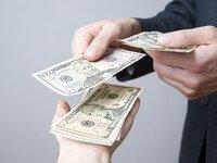 כסף שניתן בהלוואה חוץ בנקאית