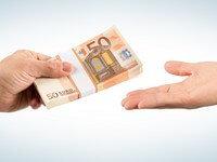 כסף שניתן מהלוואה חברתית