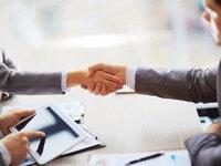 הסכם הלוואה בריבית נמוכה בין אנשי עסקים