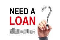 שלט עם השאלה האם אתם צריכים הלוואה